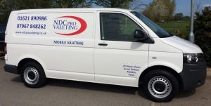 Fully mobile and professional car valeting